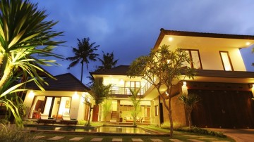 Beautiful 3 bedroom villa in North Canggu