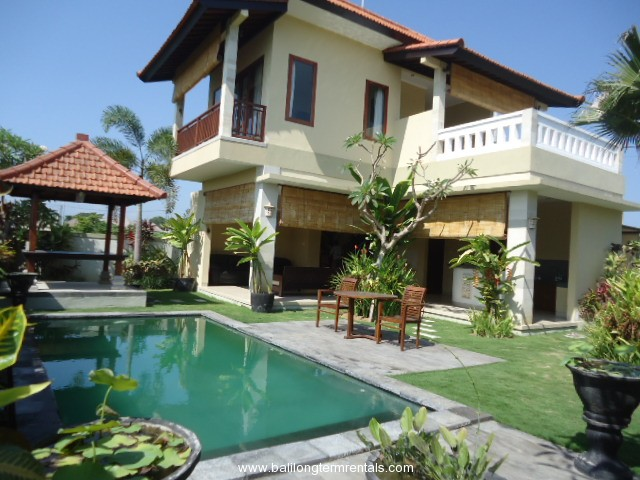 2 Bedrooms Villa in Canggu with Amazing Rice Field View