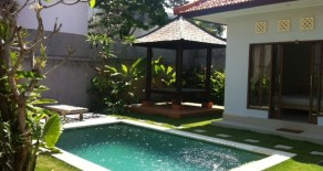 Simple Villa in Umalas for Yearly Rental