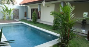 Brand New Tranquil 2 Bedrooms Villa in Canggu