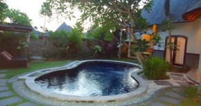 3 Bedrooms Villa in Umalas with Amazing Rice Field Surrounding