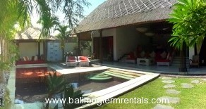 Beautiful 2 Bedrooms Villa in Bidadari