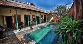 2 Bedrooms Villa Full Service in Mertanadi