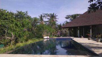 Nice villa in quite area
