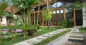Villa with perfect summer ambience located in Kerobokan