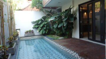 New villas in Sanur Beach area