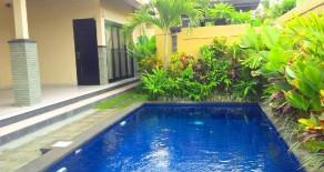 Brand new 2 bedrooms villa in Kuwum, Kerobokan