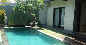 3 Bedrooms Villa near Canggu Club with Quite Sphere