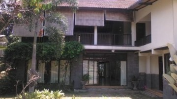 Large Villa In Ubud With The Nice View