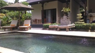 Nice villa near central Ubud