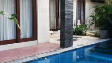 3 bedroom villa near Berawa beach