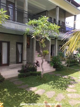 Big villa near with two story building near central Ubud.