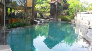 Tranquil 3 bedroom villa near Berawa beach