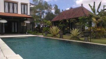 Big villa in Ubud