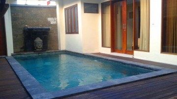 2 bedrooms villa situated in heart of Seminyak