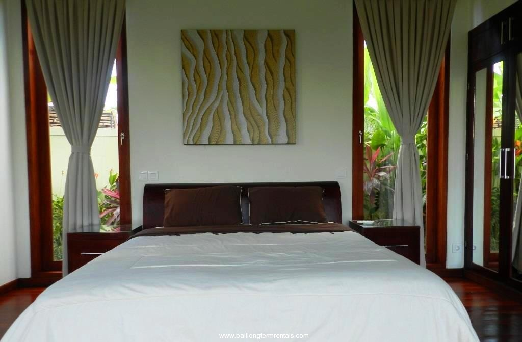 Bedroom Villa Bali Long Term