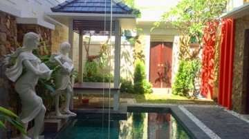 Beautiful 3 bedroom villa in quiet residential area in Nusa Dua