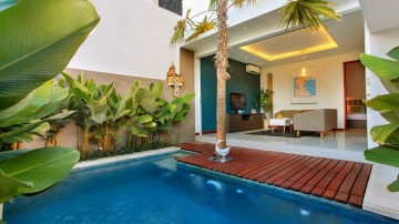 Nice 2 bedroom villa near Berawa beach