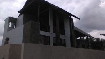 Brand new house in Ubud with beautiful rice filed view