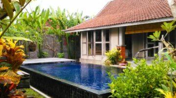 4 Bedroom unique open living villa in Sanur