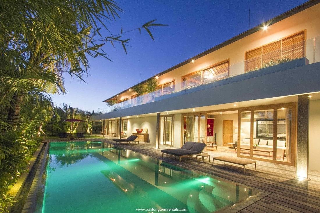 5 bedroom villa in Canggu