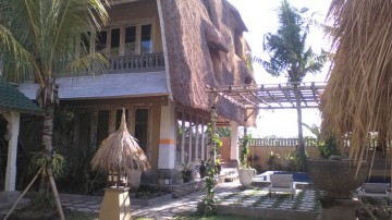Brand new villa in central Ubud