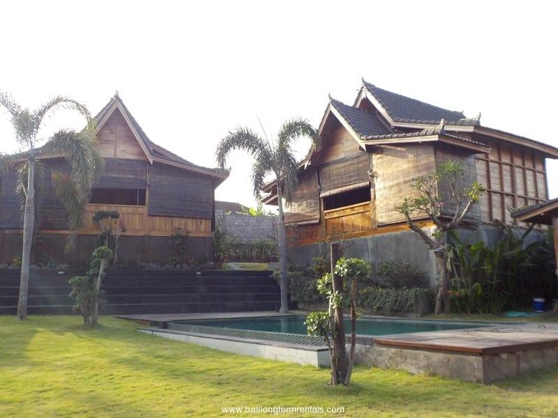 4 unit 1 bedroom villa with spacious garden in Padonan