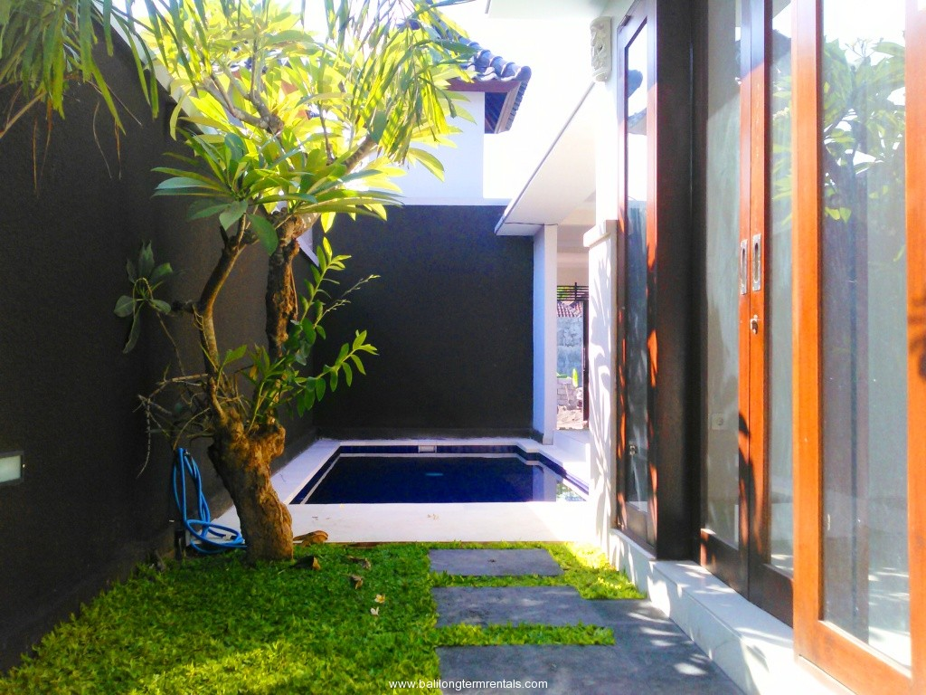 Brand new 2 bedroom villa in Sanur