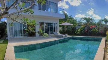3 bedroom villa with beautiful view in Jimbaran