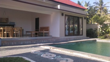 Brand new villa in Ubud with really perfect rice field view