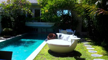 4 bedroom villa in strategic area of Canggu