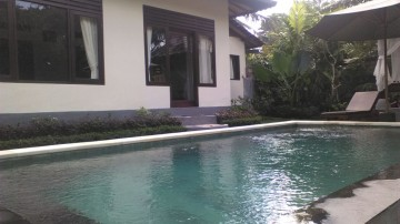 Luxury villa close to the central Ubud