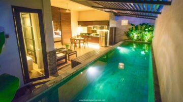 2 bedroom villa in Petitenget