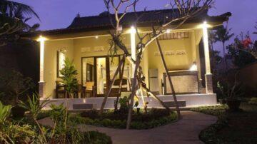 Brand new villa in central Ubud