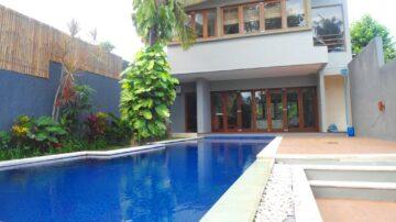 Beautiful 3 bedroom villa in strategic area of Umalas