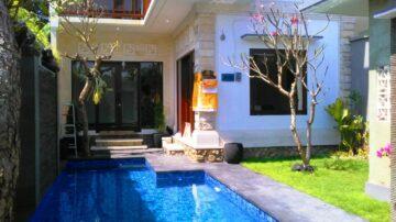 (SOLD) 3 bedroom contemporerary villa