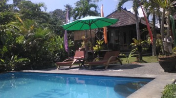 Cozy two bedroom villa in Ubud