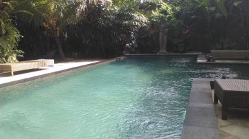 Nice villa 2 bedrooms villa close to the central Ubud