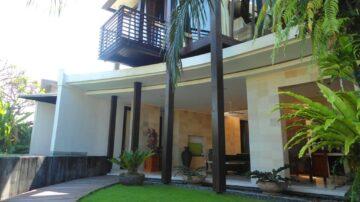 2 bedroom modern villa in Kerobokan