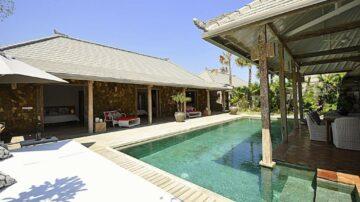 Nice 4 bedroom villa in quiet area of Seminyak