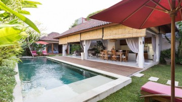 Beautiful 3 bedroom villa in strategic area of Seminyak