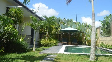 Monthly rental 2 bedroom villa in Ubud