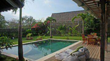 Beautiful 4 bedroom villa in tranquil area of Kerobokan