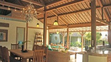 Beautiful 4 bedroom villa in tranquil area of Kerobokan