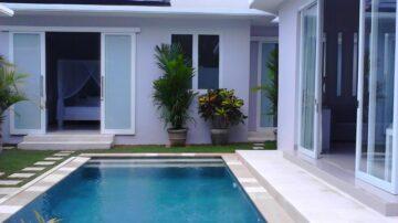 Minimalist 2 bedrooms villa in Pecatu Graha Resort