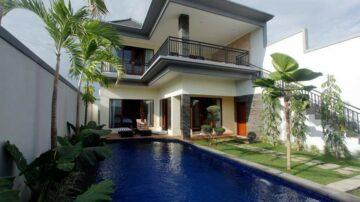 3 bedroom villa in tranquil area of Umalas