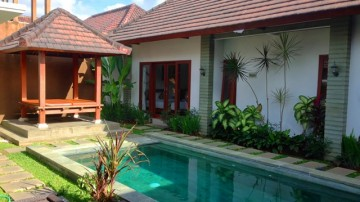 3 bedroom villa in the heart of Seminyak area