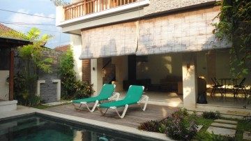 2 bedroom villa in Berawa, Canggu