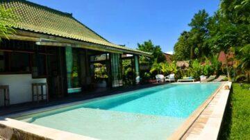 4 bedroom villa in tranquil area of Umalas