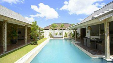 Gorgeous 3 bedroom villa in Kerobokan